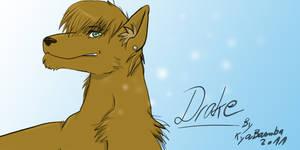 Tablet Doodle - Drake