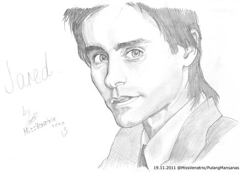 Jared Leto by Me
