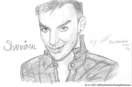 Shannon Leto by Me