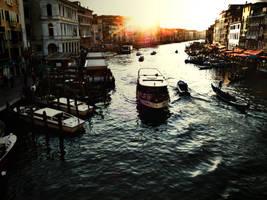 venecia italia by Gold-F
