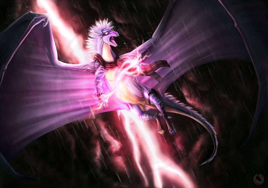 Thunderlord by Rastaban26