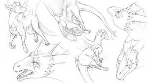 Sketchbook page for Videri