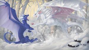 Winter dragons