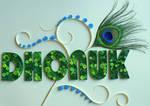 Quilling Dhonuk Logo