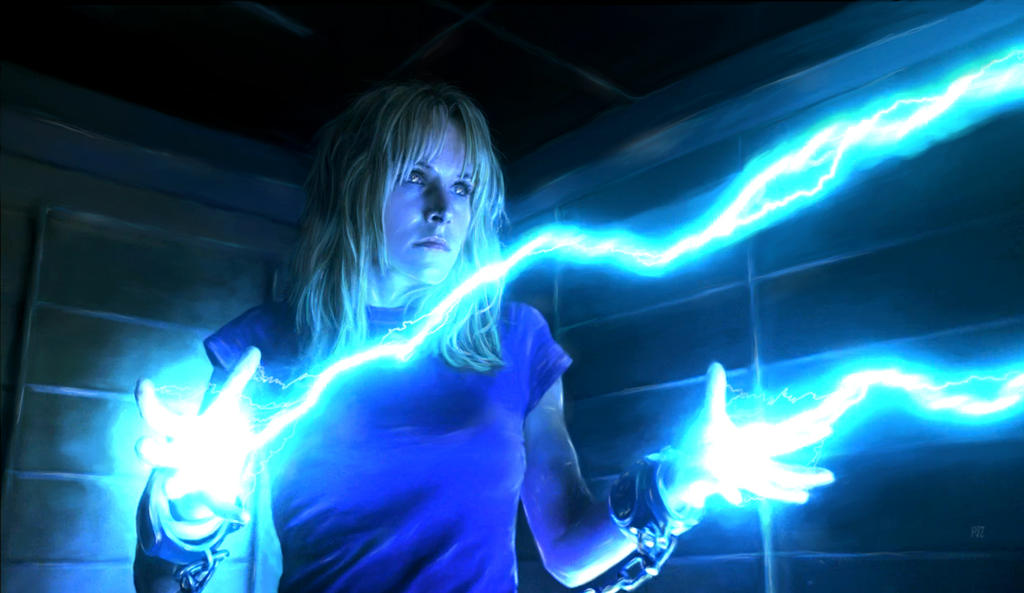 Electric Elle Bishop