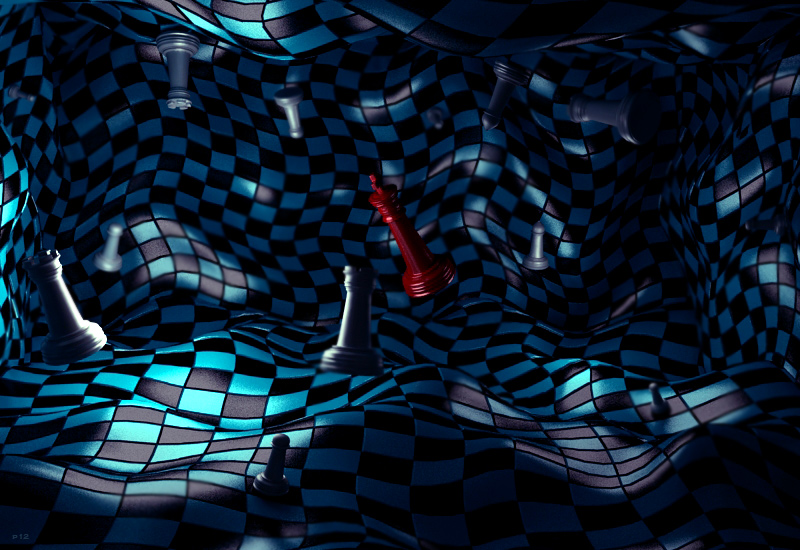 Digital Art #70 by pushOK-12