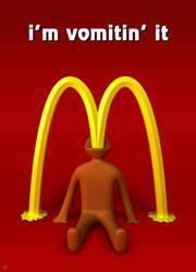 McDonald's - I'm loving it