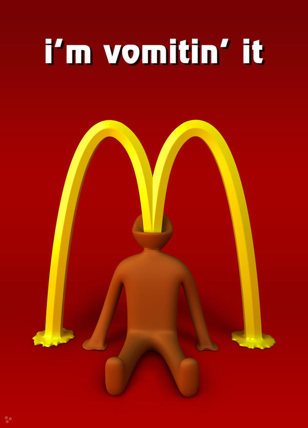 McDonald's - I'm loving it