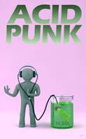 acid punk by Pushok-12