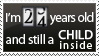 still a child inside by Pushok-12