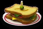 Sandwich for red it studio