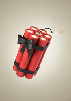 Explosive present