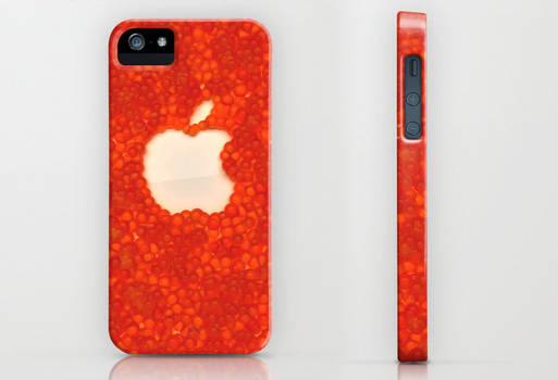 apple caviar iphone case