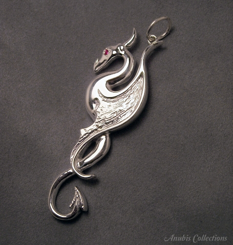Dragon Pendant by anubiscollections