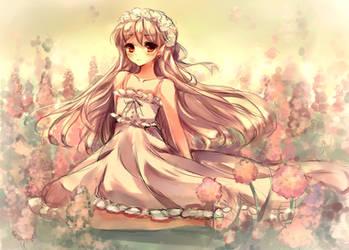 Phaedra is my name by Hachimitsuko