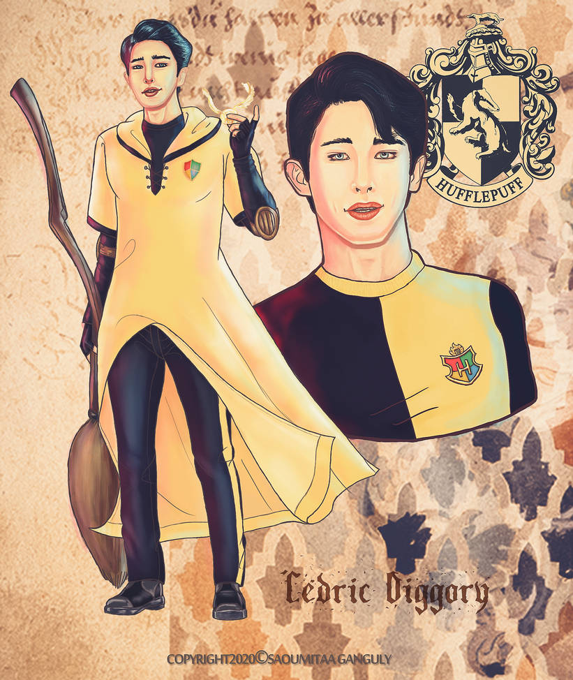 Cedric Diggory 25th year Commemoration