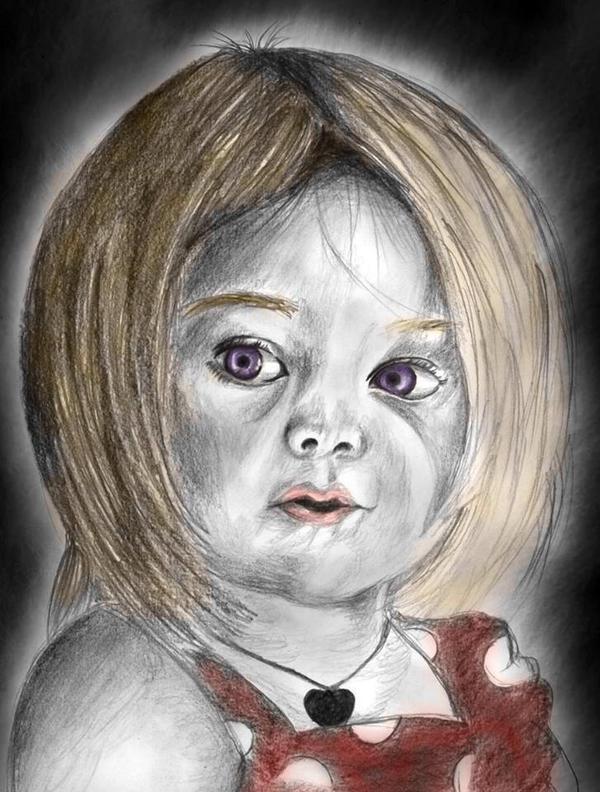 child by INISHTIN