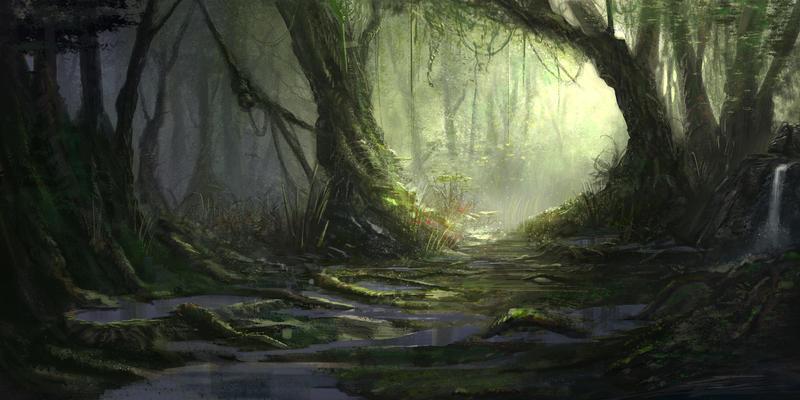 Jungle by pk87