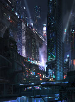 City-scape 2