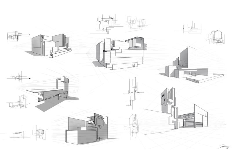 Architecture Concepts Minimalist By Pk87 On DeviantArt