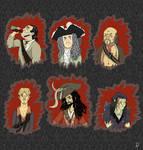 pirates of the caribbean contd