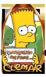 Avatar Bart Simpson by Pancinha
