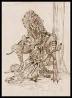 Monstruo by Pintoro