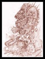 Terminator by Pintoro