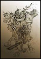 Plague concept by Pintoro