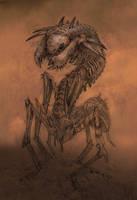 Desert creature VII by Pintoro