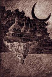 Black Moon by Pintoro