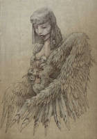 Harpy III by Pintoro