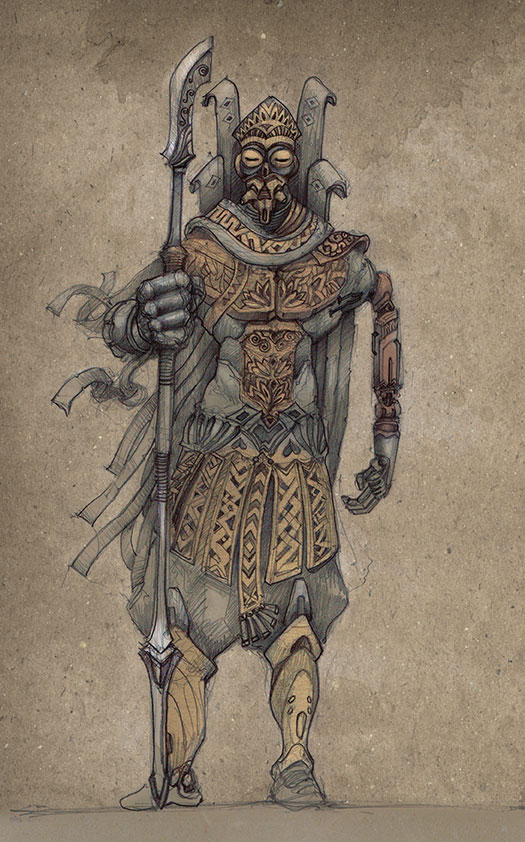 Guardian by Pintoro