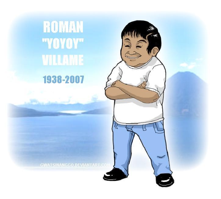 YOYOY VILLAME: A Tribute by Gwatsinanggo