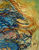 Mushroom Cloud by dalifan-teresa