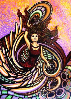 Mistress of Myth and Magic by dalifan-teresa