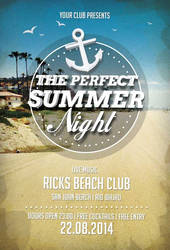 Free-perfect-summer-nights-flyer-template-awesomef