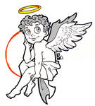 Day 5: Angel by Yuett