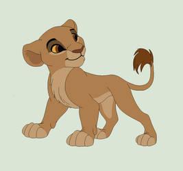 Outsider cub