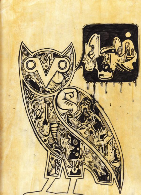 Drakes Ovo Owl By Fionly On Deviantart