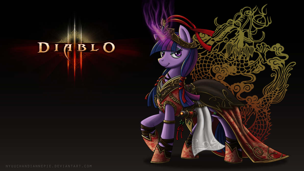 Diablo 3 Twilight by NyuuChanDiannePie