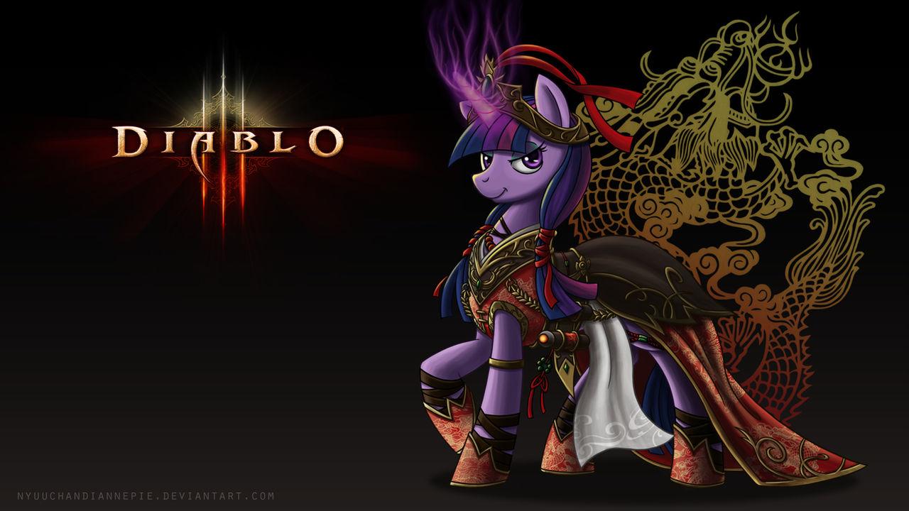 Diablo 3 Twilight by NyuuChanDiannePie