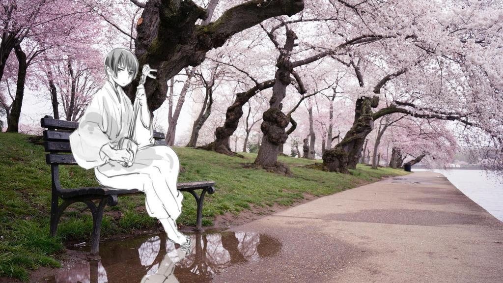 Hetalia: Japan Edit  by lunaetetoile