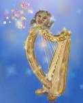 The enchanted harp