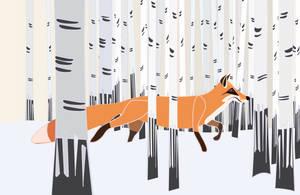 Vector Fox by Starsong-Studio