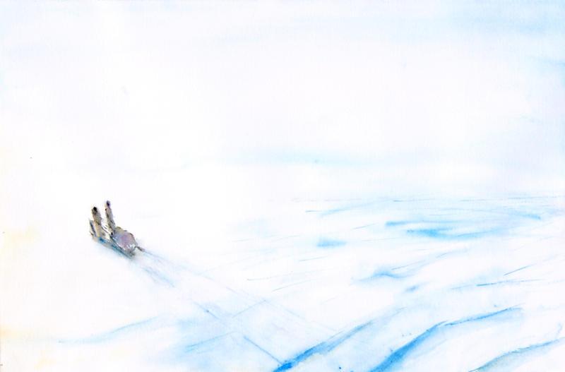 On the Ice: LeftHandOfDarkness