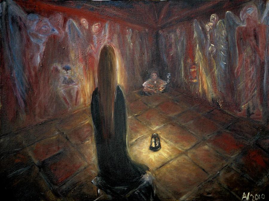 Earthsea: The Painted Room