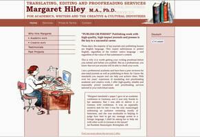 www.margarethiley.com