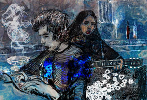 Visions of Johanna by Starsong-Studio