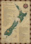 New Zealand film locations map - updated